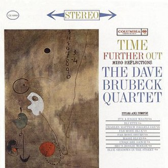 Time Further Out - Image: Dave Brubeck Time Further Out