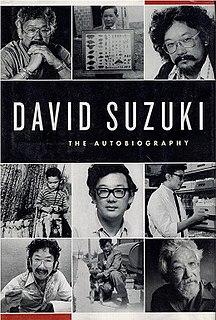 <i>David Suzuki: The Autobiography</i> book by David Suzuki