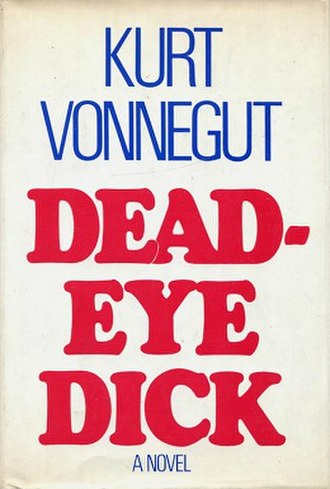 Deadeye Dick - Cover of first edition (hardcover)