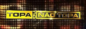 Topa ou Não Topa - Image: Deal or no deal brazil