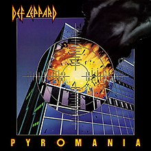 Pyromania Album Wikipedia