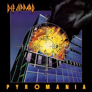 Pyromania (album) - Image: Def Leppard Pyromania