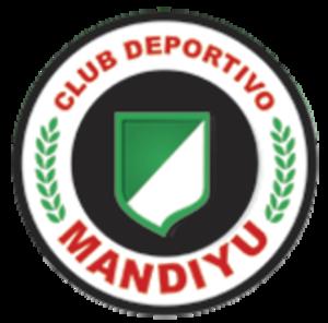 Deportivo Mandiyú - Image: Dep mandiyu logo
