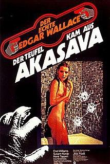 <i>The Devil Came from Akasava</i> 1971 film