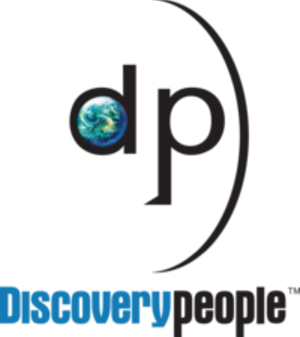 Discovery People - Image: Discovery People logo (1999 2000)