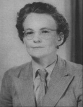 Elizabeth Alexander (scientist) - Image: Dr Elizabeth Alexander