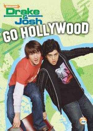 Drake & Josh Go Hollywood - DVD cover.