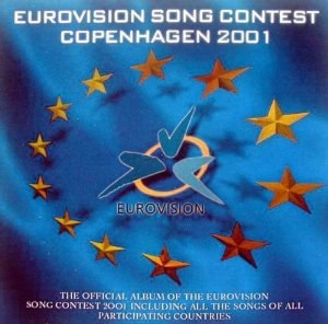 Eurovision Song Contest 2001 - Image: ESC 2001 album cover