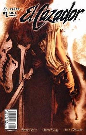 El Cazador (comics) - Image: El Cazador 1