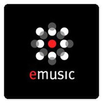 EMusic - Previous logo