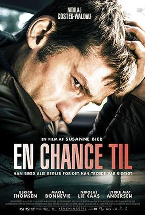 A Second Chance (2014 film) - Theatrical poster