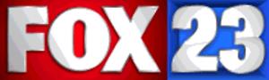 KOKI-TV - Horizontal version of KOKI logo, used from 2011 to 2014.