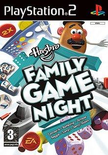 family game night ds