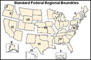 Standard Federal Regions
