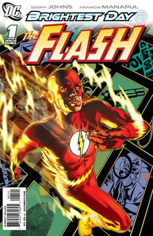 The Flash (comic book) - Image: Flashvol 3no 1