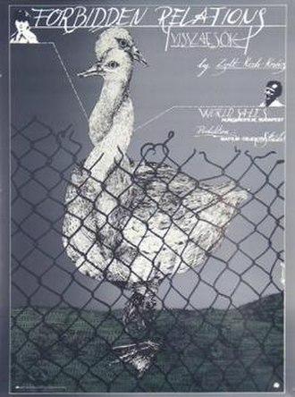 Forbidden Relations - Image: Forbidden Relations Film Poster
