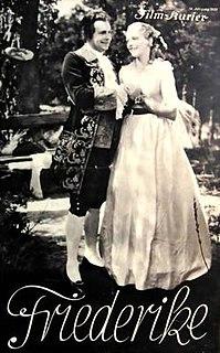 <i>Frederica</i> (film) 1932 film