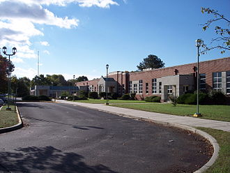 Fruitland, Maryland - Fruitland Intermediate School