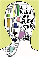 Picture of a book: It's Kind Of A Funny Story