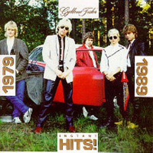 Instant Hits! - Image: GT instant hits album cover