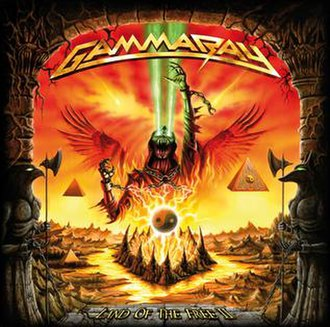 Land of the Free II - Image: Gamma Ray Land of the Free II Cover Art