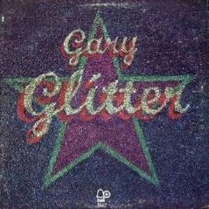 Glitter (Gary Glitter album) - Image: Gary Glitter Album