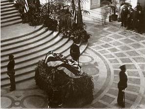 General Funston's Death