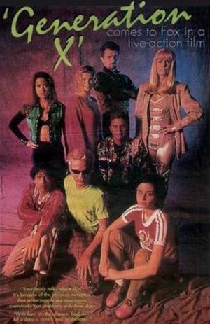 Generation X (film) - Image: Generation X poster