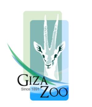 Giza Zoo - Image: Giza Zoo logo