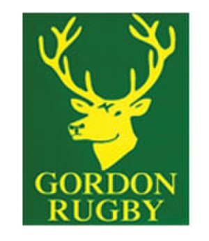 Gordon RFC - Image: Gordon Rugby Football Club logo