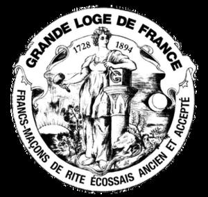 Grande Loge de France - Image: Grande Loge de France