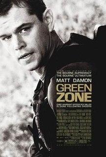 <i>Green Zone</i> (film) 2010 film by Paul Greengrass
