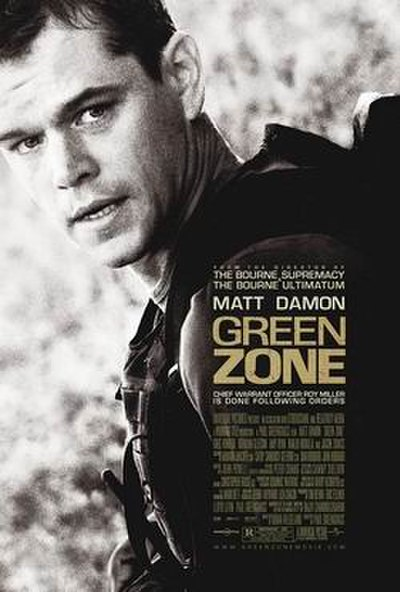Picture of a movie: Green Zone