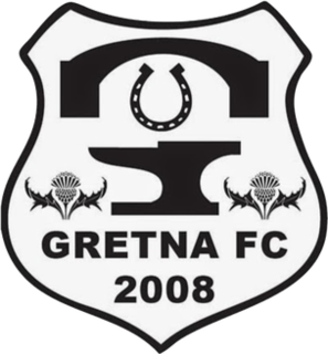 Gretna F.C. 2008 Football club