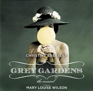 Grey Gardens (musical) - Cover of Broadway original cast recording of Grey Gardens