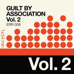 Guilt by Association Vol. 2 - Image: Guiltbyassociationvo l 2front