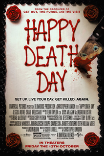 <i>Happy Death Day</i> 2017 American slasher film