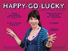 Strani film (sa prevodom) - Happy-Go-Lucky (2008)