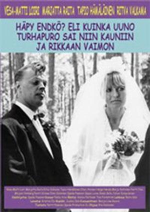 Häpy Endkö? Eli kuinka Uuno Turhapuro sai niin kauniin ja rikkaan vaimon - DVD cover