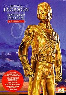 Michael Jackson History On Film Volume 2