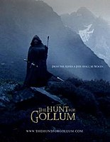Picture of a movie: The Hunt For Gollum