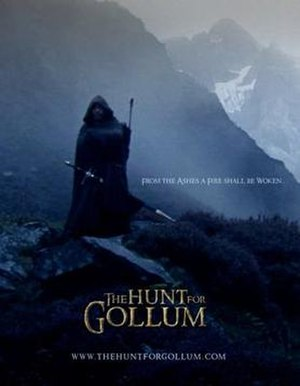 The Hunt for Gollum - Image: Huntforgollumposter 1