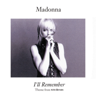I'll Remember - Image: I'll Remember Madonna