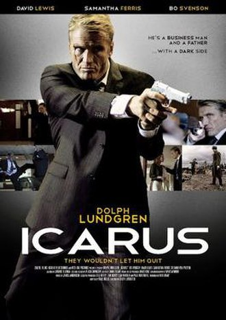 Icarus (2010 film) - Theatrical release poster