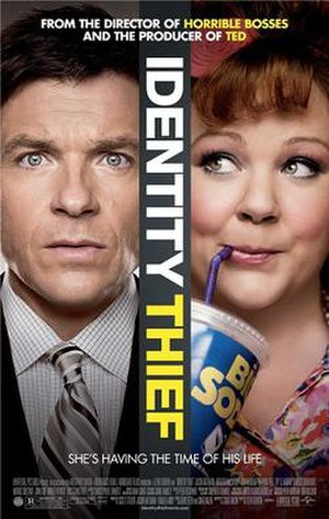 Identity Thief - Theatrical release poster