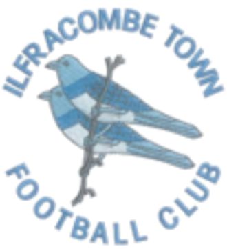 Ilfracombe Town F.C. - Image: Ilfracombe town logo