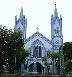 Roman Catholic Apostolic Vicariate of Puerto Princesa apostolic vicariate of the Catholic Church in the Philippines