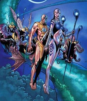 Indigo Tribe - Image: Indigo Tribe
