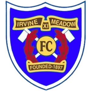 Irvine Meadow XI F.C. - Irvine Meadow's crest