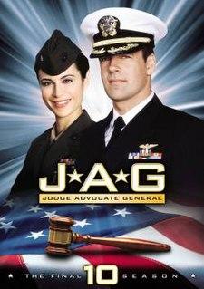 <i>JAG</i> (season 10) TV series season 10